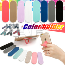 Wholesale Car Holder For Note - MULTI BAND Finger Ring For Iphone X Smartphone One Hand Finger Grip Stand Holder Mounts Car Holder For Samsung Note 8 S8 Plus