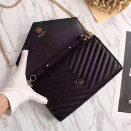 Wholesale International Interior - woman's bag fashion women shoulder bag Genuine Leather Handbag Envelope package International brand messenger bag mobile card holder purse