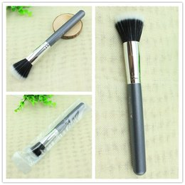 Wholesale 187 Brush - HOT new m brand Makeup 187 Foundation Blush Brush + Free gift