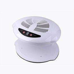 Wholesale Hot Air Drying - New Hot & Cold Air Nail Dryer Manicure for Dry Nail Polish 3 Colors UV Polish Nail Dryer Fan