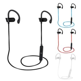 Wholesale Wireless Earbuds For Cell Phones - Bluetooth 4.1 earphones Wireless Stereo Bluetooth Earphones for In-ear Earbuds with Mic for iOS and Android Cell phone- AX-06