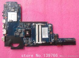 Dm4 laptop on-line-642732-001 placa para HP Pavilion DM4 série DM4-2000 laptop motherboard com intel chipset DDR3 cpu I3-2330M hm65