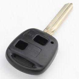 boîtier de clé à distance de voiture toyota Promotion (10pcs) cas de clé à distance de lame de lame de voiture pour TOYOTA ordre $ 18no track