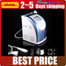 Wholesale Tattoos Removal Price - Best Price 2in1 Professional E-light IPL Painfree Body Hair Removal Acne Wrinkles Removal Skin Rejuvenation Beauty Machine