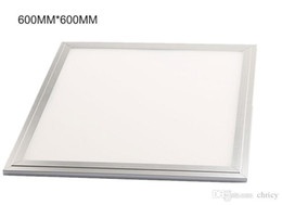 Wholesale led panel ceiling 72w - 600*600mm smd2835 led panel 36W 48W 72W Led Ceiling Light Warm White  White down Light AC85-265V Square Panel Lights 3 years CE RoHS