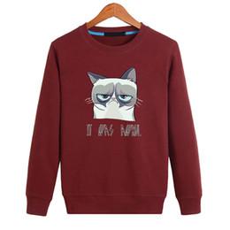 Wholesale Cool Sports Hoodies Sweatshirts - 2017 New Long Sleeve hoodies sweatshirt men cotton round collar cool casual Male sports shirt pullover tops Men's Clothing