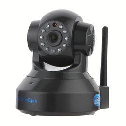 Wholesale Day Night Ir Cameras - SunEyes SP-TM01EWP ONVIF Smart Surveillance Wireless IP Camera H.264 IR Cut and 720P HD Network Camera