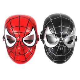 Wholesale Avengers Movie Props - Animation Cartoon Upset Mask Halloween Mask The Avengers Alliance In China Party Toys Movie Theme Props Supply