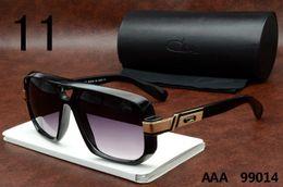 Wholesale Optical Glasses Womens - Mens Womens Cazals Sunglasses 99014 Full Black Polarized Cazals Eyewear Sport Ski Glasses Fashion Optical Vintage Eyewear