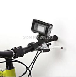 Argentina Skeleton Case para SJ3000 SJ3000 Wifi Videocámara Cascos de bicicleta soporte de coche para cámara de acción Envío Gratis Suministro