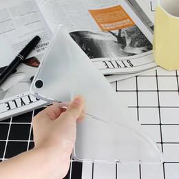 Wholesale Case Clear Pen - dolmobile Soft TPU Silicone Back Cover Case for Huawei MediaPad M3 Lite 8 8.0 CPN-W09 CPN-AL00 Tablet + Stylus Pen 100pcs