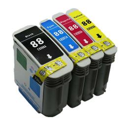 Canada 8PK pour encre HP88XL pour Officejet Pro K550 / K550dtn / K550dtwn / K5400dn / K8600 / L7580 Offre
