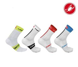 Wholesale Bike Racing Bicycle - High quality Professional brand sport socks Breathable Road Bicycle Socks Mountain Bike Socks Racing Cycling Socks