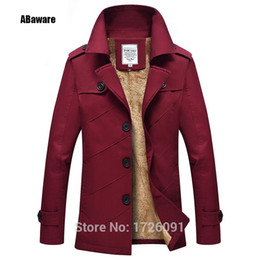 Wholesale Male Trench Coat Sale - Fall-2016 Cotton Sleeveless Solid Hot Sale Rushed Trench Coat Men Camping Brand Clothing Windbreaker Long Cloth Dust Male Coatshort