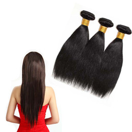 Wholesale Cheap Wholesale Chemicals - Cheap human hair brazililan silky straight hair 100% Natural Human Hair, No chemical dye Brazilian human hair clips extensions Factory Price