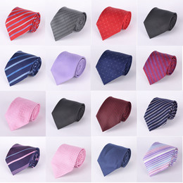 Wholesale Mens Long Silk Ties - Long 145cm 2016 brand fashion designer 36 style Official high quality mens pajaritas gravata Ties for men Silk Neck Tie 19809