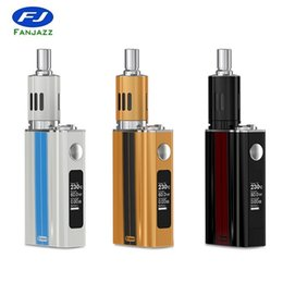 Wholesale Ego Mega Atomizer - Joyetech VT 60W Starter Kit with Temp Control vt and ego one mega sub ohm Ti Ni Atomizer