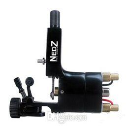 Wholesale Nedz Tattoo Gun - Multi Colors Tattoo Machine NEDZ Style Rotary Tattoo Machine Gun Liner & Shader for Tattoo Body Art