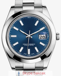 Wholesale Cheap Quality Watches Men - Blue Man Brand New Drop Shipping Mechanical Cheap High Quality Automatic Master Men Watch Luxury Sports Men's Watches