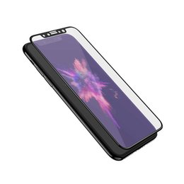 Wholesale Light Protectors - For iphone x Anti Blue Light Tempered Glass JOYROOM Full Cover Premium Screen Protectors Film For Iphone X 8 8plus