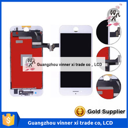 Wholesale Resistive Screen - Grade AAA Tianma LCD 4.7 inch For Apple iPhone 7 LCD Display With Touch Screen Digitizer Assembly Replacement Good 3D Touch