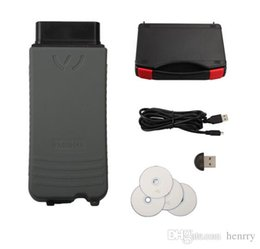 Wholesale Scanner Vas Oki Chip - WHOLESALE Cheapest ODIS V2.0 VAS 5054A Bluetooth Scanner for VW AUDI SKODA SEAT with OKI Chip