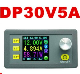 Wholesale Digital Supply Voltage - DP30V5A Power Supply 0-30V 5A With Constant Current And Constant Voltage Regulated Power color LCD display voltmeter