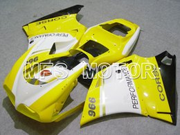 Fairing Set Fit for 96-02 Ducati 996 998 748 1996-2002 Injection Mold ABS Plastic Bodywork kit Free Shipping desde fabricantes