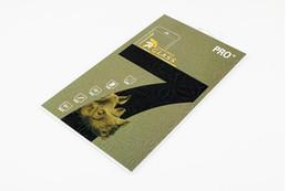 Filme bling on-line-300pcs atacado universal bling papel duro caixa 9H temperado vidro protetor de tela de embalagem para iPhone 7 7plus filme