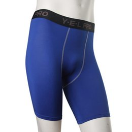 Wholesale Wholesale Riding Pant - Wholesale-Men Pants Tight Training Combat Running Riding Compression Skinny Gym