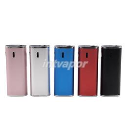 Wholesale Mk Box - Wholesale mini mod MK-3 Mini Vaporizer Cartridge Oil BUD Starter Kit 650mah Box Mod Vape Pen battery kit for CE3 Atomizer-03