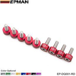 2019 moteurs jdm Tansky - La marque EPMAN par mot de passe: Kit de rondelles de coupe cylindriques de style JDM de 8MM pour moteurs Honda EP-DQ001 moteurs jdm pas cher