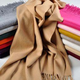 Шерстяные шарфы унисекс