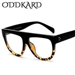 Wholesale Flat Top Frames - ODDKARD Casual Fashion Flat Top Sunglasses For Men and Women Brand Designer Semi Round Sun Glasses Oculos de sol UV400