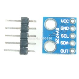 Wholesale I2c Dac - MCP4725 I2C DAC Breakout Board 12-Bit DAC w I2C Interface GY4785 FZ1501 interface ii interface opel