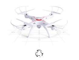 vidéo rc Promotion Drone SYMA X5SW RC Drone FPV wltoys Quadcopter avec caméra HD 2.4G 6-Axis Real Time RC Helicopter Toy