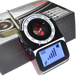 Wholesale Wifi Spy Bug - CC309 Anti-Spy GPS GSM WIFI G4 SMS Camera Bug RF Signal Detector Finder