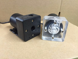 Wholesale Copper Imports - Wholesale- SC600 Computer Water Cooling Water Pump with Top Cover Black Transparent Thread Import and Export