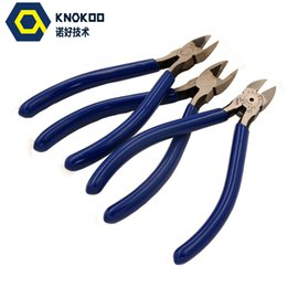 Wholesale Stainless Steel Mn - 2017 Hot Sale High Quality Copper Wire Pliers Cutter Keiba MN-A05 125mm Diagonal Side Cutting Nippers