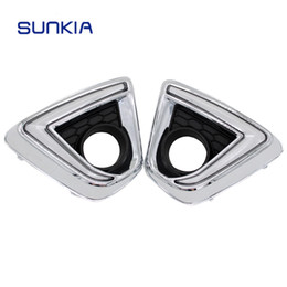 Wholesale Fog Lamp For Mazda - LED Car DRL Daytime Running Lights Turn Signal Style Relay with Fog Lamp Hole Specific for Mazda cx-5 2012 -2016