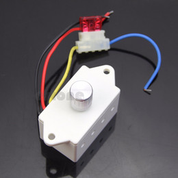 Wholesale 24v Speed Control Dc Motor - Wholesale- J34 DC PWM 12-24V Motor Speed Control 10A Pulse Width Modulator Controller Switch