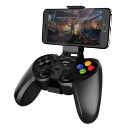 Wholesale Cheap Wholesale Game Consoles - IPEGA Cheap Wireless Gamepad PG-9078 Bluetooth Game Console Gaming controllers for Android iOS Device PC TV Free DHL