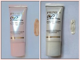 Wholesale Primer Face Cream - Foundation Primer NEW Makeup Face Cosmetics Primed and Poreless 28g 1 Ounce DHL FREE GIFT