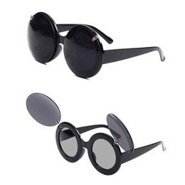 Wholesale Sports Sunglasses Folding - Fashion Hot Frames Women Men Sunglasses Designer Ray Polarized Sports Famous Vintage Brand Folding Luxury Round Sun Glass O4024