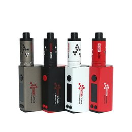 Wholesale electronic cigarette joyetech kit - ORIGINAL Benecig Honeycomb 75W Vape Starter Kit Electronic Cigarette Vs Kangertech Topbox Mini Joyetech Evic VTWO Mini Vaporizer Kits