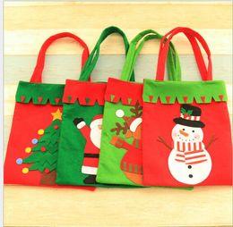 2019 süßigkeiten goody taschen Christmas Treat Taschen Inhaber Weihnachten Candy Bag Festival Party Goody Taschen Santa Hosen Weihnachten Tasche für Süßigkeiten Geschenk rabatt süßigkeiten goody taschen