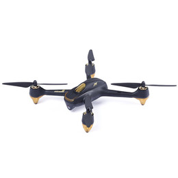 Wholesale Hubsan Camera - Wholesale- Hubsan H501S X4 5.8G FPV 10CH Brushless RC Drone With 1080P HD Camera GPS RC Quadcopter Follow Me CF Mode Automatic Return