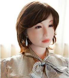 Wholesale Hot Sexy Silicone Love Dolls - HOT virgin sex doll oral sex doll adult sex toys Realistic sex dolls adult love doll silicone solid sexy doll toys