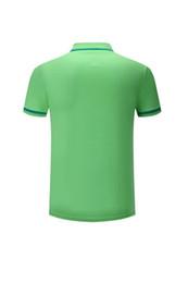 Wholesale Uniform Buttons - New POLO shirt to leave the dark horse Ronaldo uniform sports Messi shirt POLO