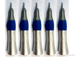 Wholesale E Type Handpiece - 5 PCS NSK Dental E-Type Straight Nosecone Low Speed Handpiece CE
